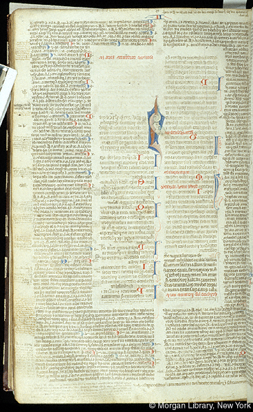 Codex Justinianus Ms M 447 Fol 43r Images From