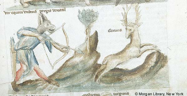 Astrological treatises, MS M 785 fol  20r - Images from